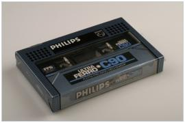 PHILIPS ultra ferro C 90 1981-83