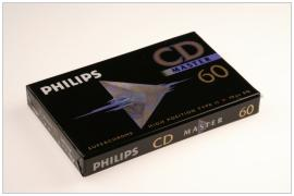 PHILIPS CD master 60 1994-96