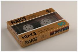 RAKS HD-X II 90 1988-89