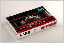 RAKS RAKS HD-X 90 1988-89