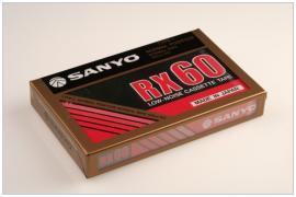 SANYO RX 60 1986-88