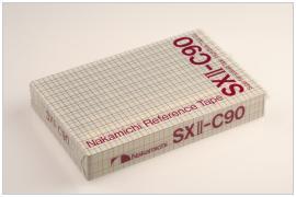 NAKAMICHI SX II C90 1983-89
