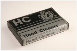 HEAD CLEANER fejtisztító kazetta