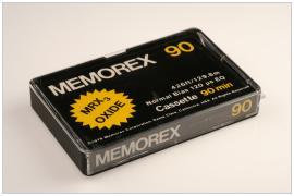 Memorex MRX3 90 1978-81