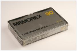 Memorex Chrom Dioxide II 90 1978-81