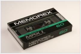 Memorex MRX I 60 1985-86