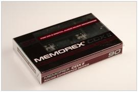 Memorex CDX II 90 1987-88