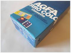 AGFA ferro color 60 doboz