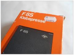 AGFA klebepresse F8S