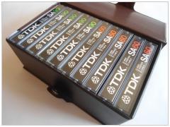 TDK SA cassette 1983