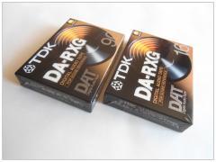 TDK DA-RXG dat tape