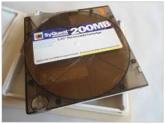 Removable Cartridge 200MB