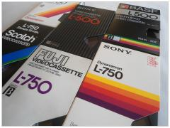 BETA videocassette