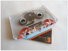 cassette deck cleaning system