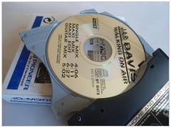 compact disc magazine