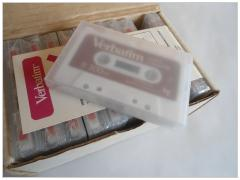 Verbatim R300 data cassette