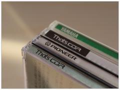 CD-R Pioneer Yamaha That's