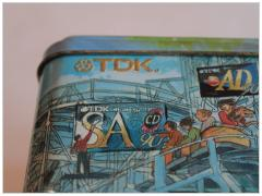TDK vintage cassette