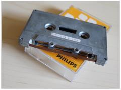 Philips service mirror cassette