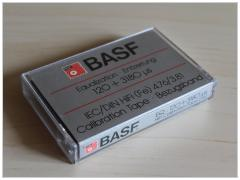 BASF calibration tape
