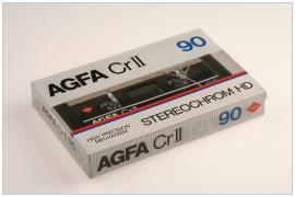 AGFA CR II 90 1982-85