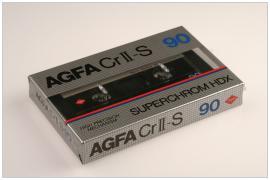 AGFA CR II-S 90 1982-85
