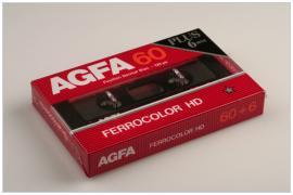 AGFA ferrocolor HD 60+6 1985-86