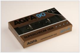 AGFA superchrom HDX 90+6 1985-86