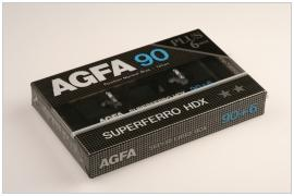 AGFA superferro HDX 90+6 1985-86