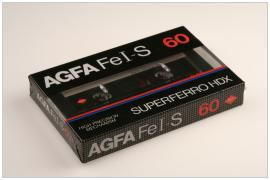 AGFA superferro HDX 60 1985-86