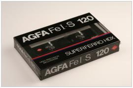AGFA superferro HDX 120 1985-86