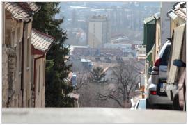 Pécs - Mecsekoldal (utcakép)