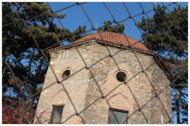 Pécs - Idrisz baba síremléke