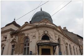 Pécs - volt Bóbita bábszínház épülete