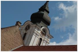 Pécs - belváros (részlet)