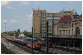 Pécs - vasútállomás