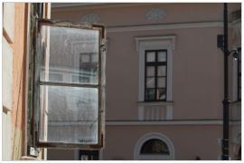 Pécs - belváros (utcakép)