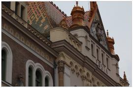 Pécs - Posta homlokzat