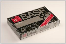 BASF chromdioxid II 90 1979-80