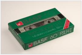 BASF ferro super LH I 60 1981