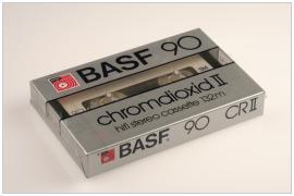 BASF chromdioxid II 90 1981