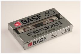 BASF chromdioxid II 60 1982-83