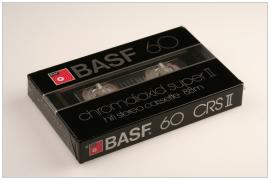 BASF chromdioxid super II 60 1982-83