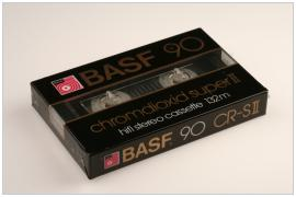 BASF chromdioxid super II 90 1982-83