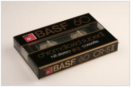 BASF chromdioxid super II 60 1984