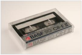 BASF chromdioxid extra II 90 1985-87