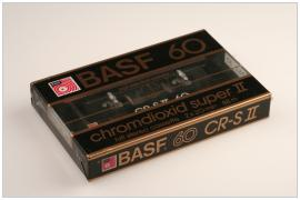 BASF chromdioxid super II 60 1985-87