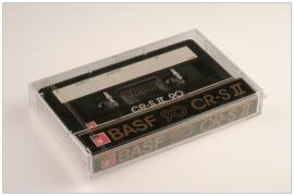BASF chromdioxid super II 90 1985-87