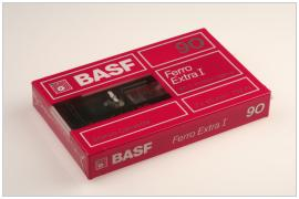 BASF ferro extra I 90 1988-89