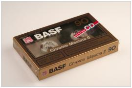 BASF chrome maxima II 90 1989-90